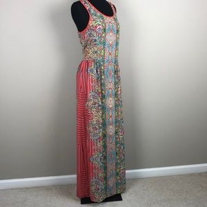 Romeo & Juliet Couture maxi dress size Small